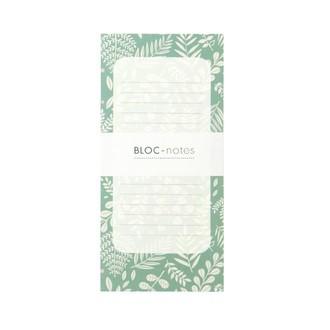 To do list buisson 60 pages imprimées minilabo 9.5x20.5cm