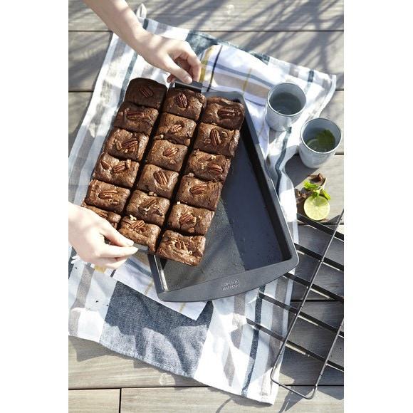 acquista online Stampo brownies con tagliapasta 23x33 cm
