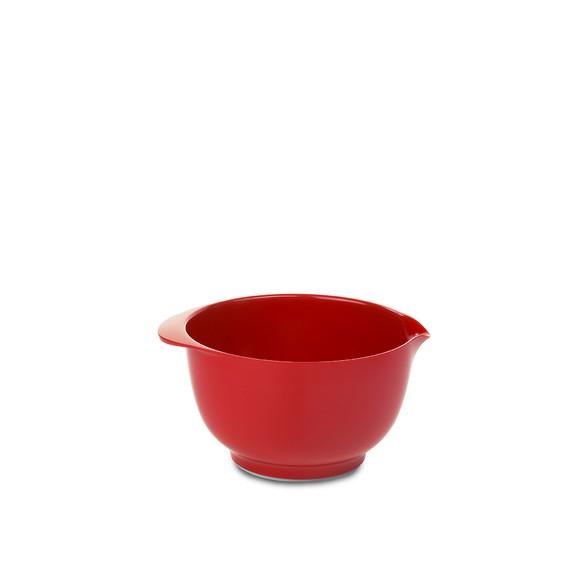 Ciotola preparazione in melamina rosso da 3L