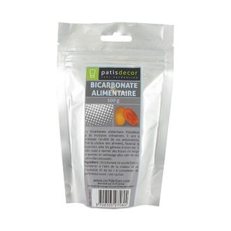 PATISDECOR - Bicarbonate de soude - sachet de 100g