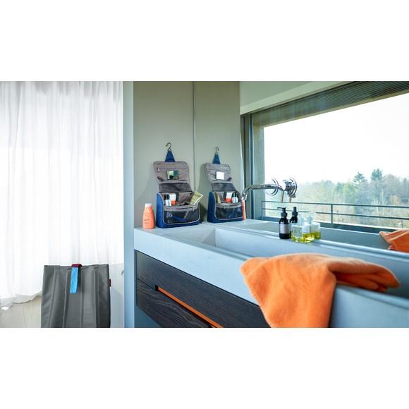 Achat en ligne Trousse de voyage XL bleu foncé
