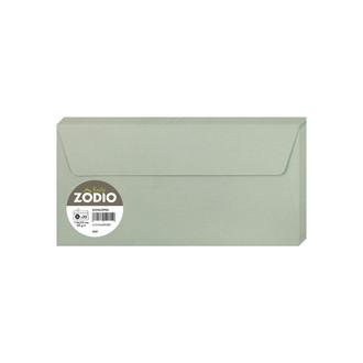 CLAIREFONTAINE - 20 Enveloppes Jade 110x220 Auto-adhésives