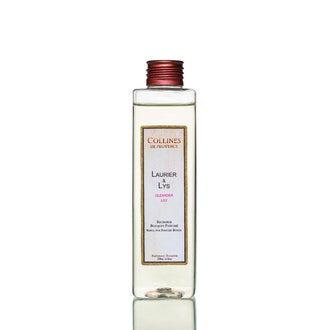 Recharge bouquet parfumé lys-laurier rose 200ml