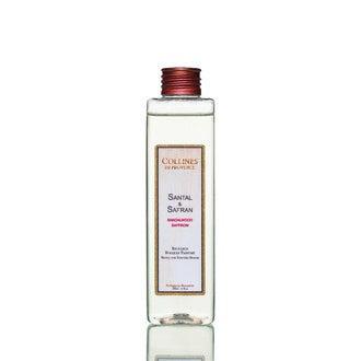 Recharge bouquet parfumé santal-safran 200ml
