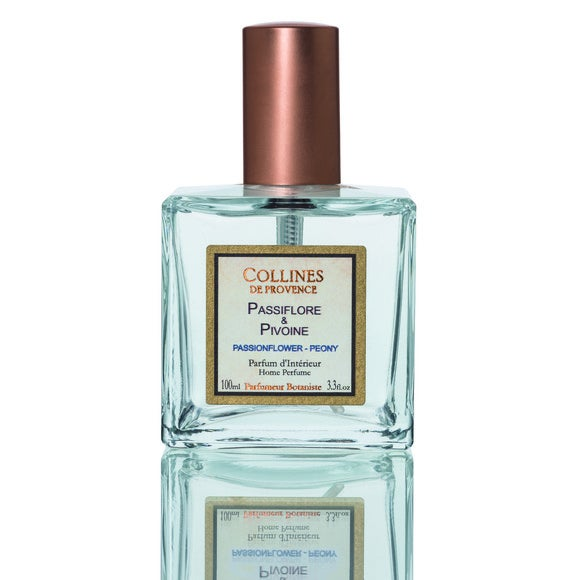 Parfum d'intérieur passiflore-pivoine