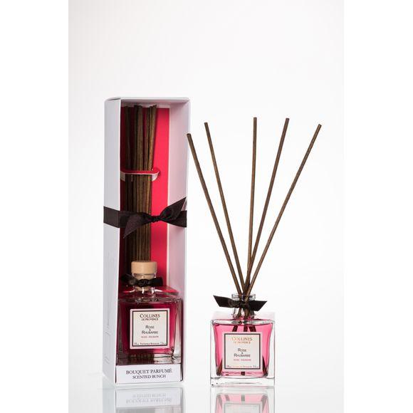 bouquet parf rose rhubarbe 100ml pas cher z dio. Black Bedroom Furniture Sets. Home Design Ideas