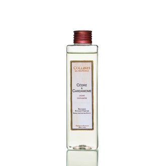 Recharge bouquet parfumé cèdre-cardamome 200ml