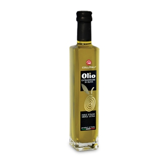 Bouteille contessa huile d'olive extra vierge 100% italie 250ml