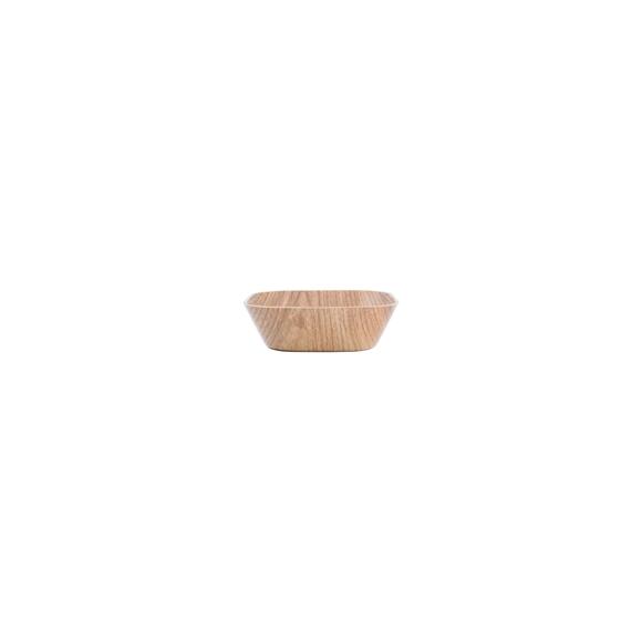 Achat en ligne Coupelle carré en bois 14x14x5cm