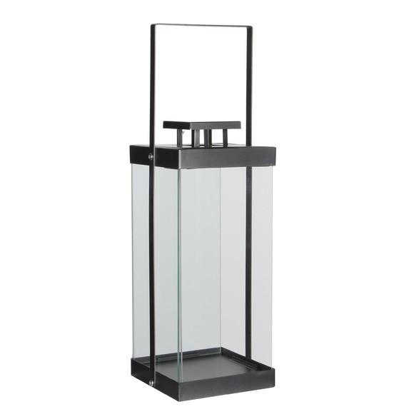 Achat en ligne Lanterne gris Aarhus l15,5xb15,5xh50cm