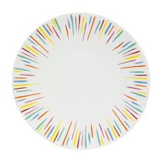TABLE PASSION - Assiette plate Sunshine 27cm