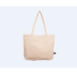 Achat en ligne Tote bag sac cabas coton écru 44x33cm