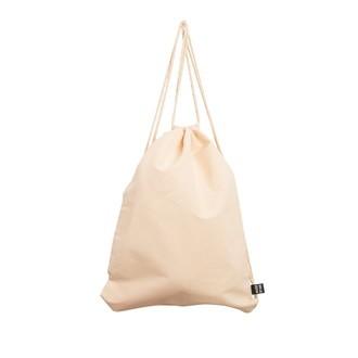 RICO - Tote bag sac à dos coton écru 33x43cm