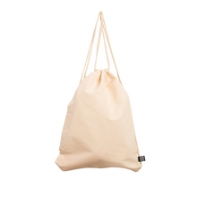 Achat en ligne Tote bag sac à dos coton écru 33x43cm