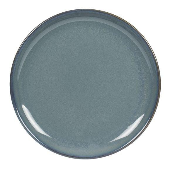 Achat en ligne Assiette à dessert Cilaos Bleu 22cm