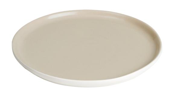 Achat en ligne Assiette à dessert Oslo lin mat brillant 22cm