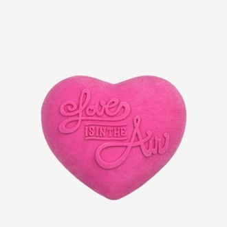 Gomme cœur Love is in the air