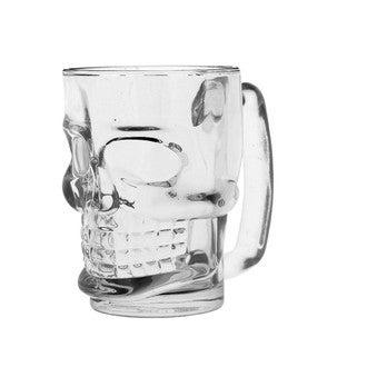 Mug Jar tête de mort 40cl