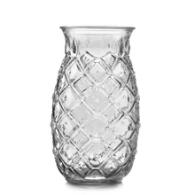 Achat en ligne Chope en verre transparent ananas 53 cl