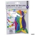 Guirlande de 10 ballons ø30 cm