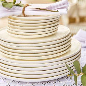 TABLE PASSION - Assiette plate Selena 26,5cm