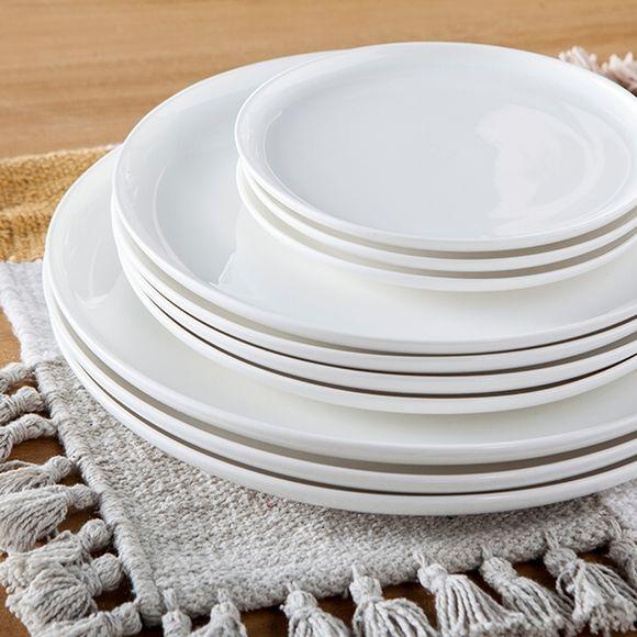 Achat en ligne Assiette plate Selena 26,5cm