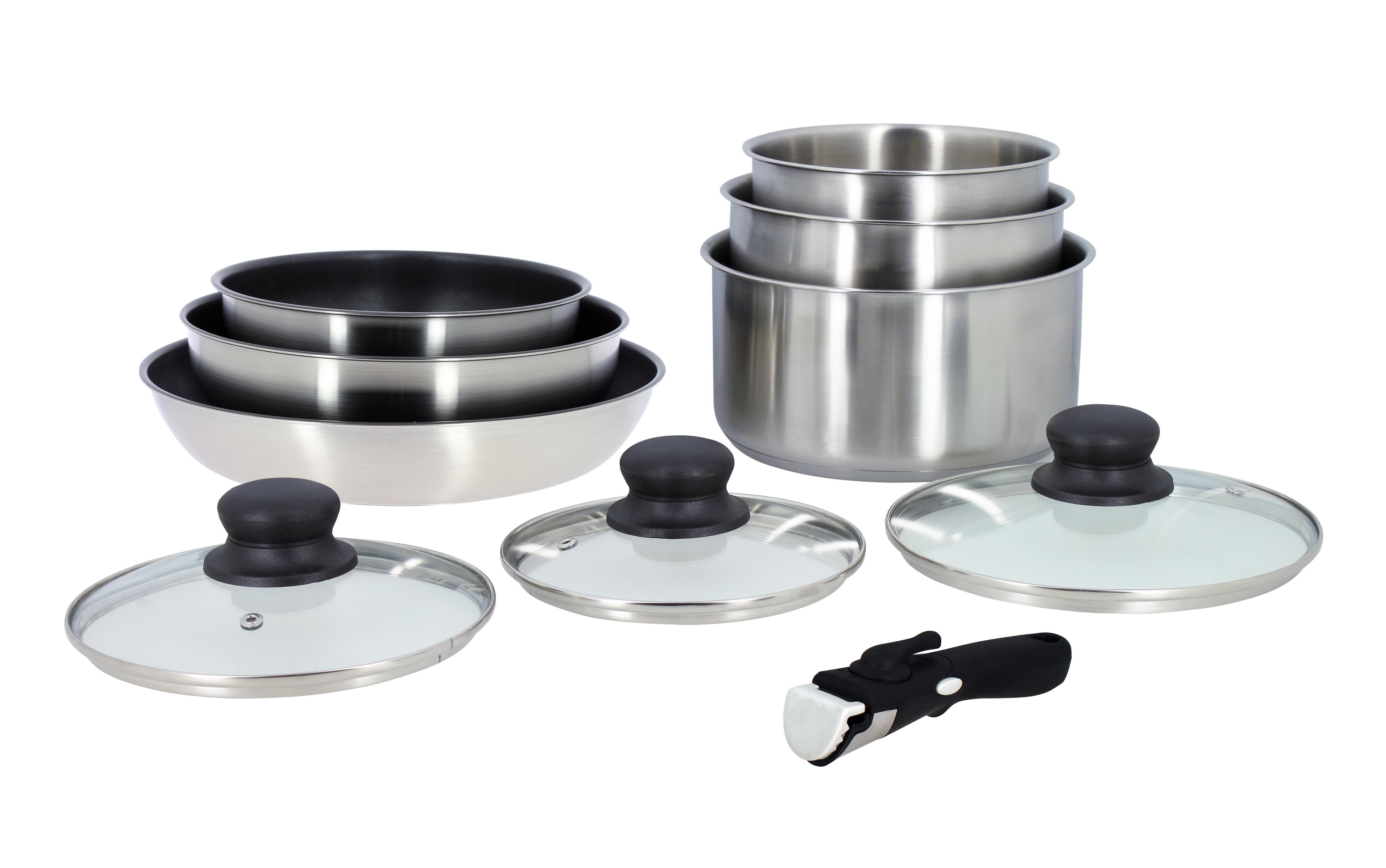 Poignée de bouton de couvercle de couvercle de casserole de casserole de re OPFR
