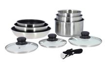 Achat en ligne 10pièces: casseroles, poêles, couvercles, poignée The kitchenette