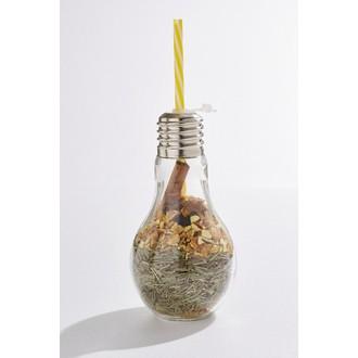 Quai sud - ampoule mélange épicé en mason jars