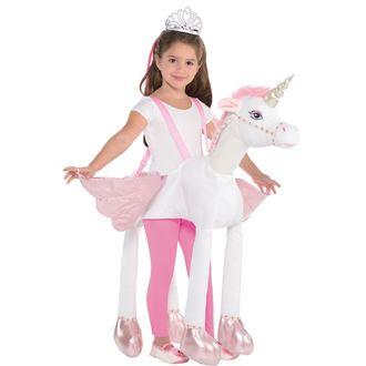 """Déguisement """"chevauche ta licorne"""" costume fille"""