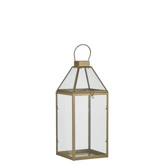 Lanterne Alize or  l17,5xb15,5xh37cm
