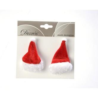 Pinces pour cheveux chapeuax de Noël