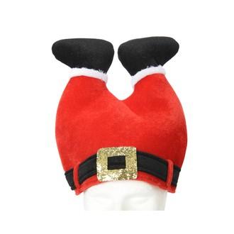 Chapeau de Noël pantalon du Père Noël