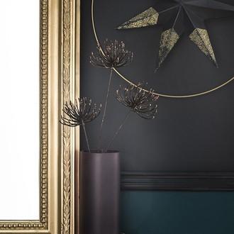 Tige artificielle de nutans ramifié bronze 63cm