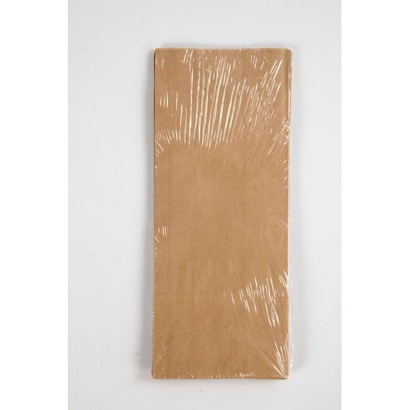 Achat en ligne Indispensables 10 sacs kraft 9x6,5x22,5cm