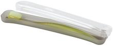 Achat en ligne Etui de brosse à dent en plastique transparent