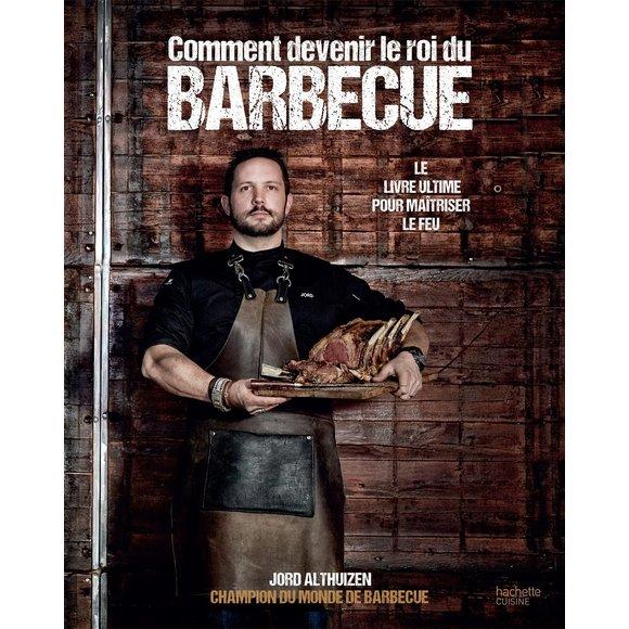 Achat en ligne Livre Comment devenir le roi du BBQ