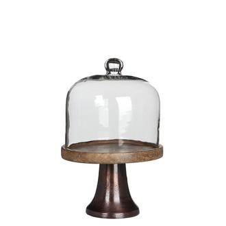 Support à gateau cuivre petit modèle