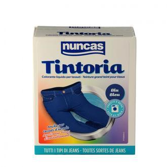 NUNCAS - Tintoria - Jeans bleu