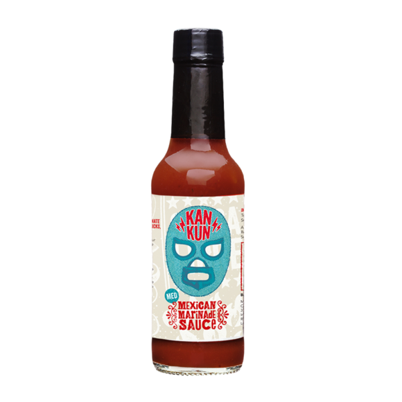 Achat en ligne Sauce mexicaine KANKUN marinade 150ml