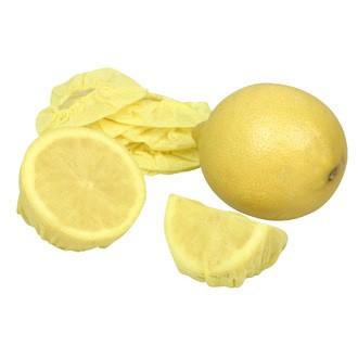 Set de 12 filets presse-citrons avec élastique coton