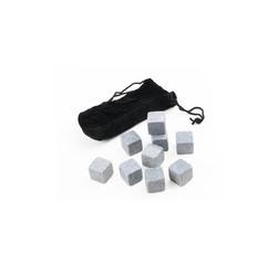 acquista online Set di 9 cubetti in pietra + astuccio
