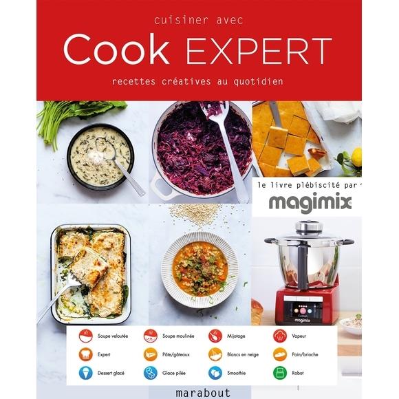 Achat en ligne Liv. Cuisiner avec Cook Expert