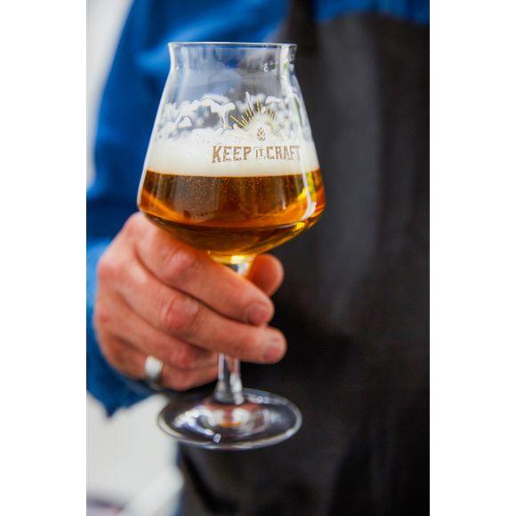 Verre à bière pour dégustation 25cl