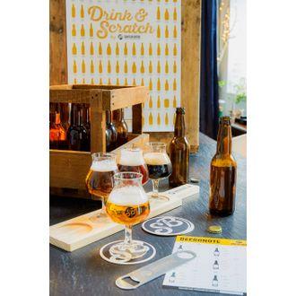 Kit de  dégustation bière