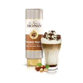 MONIN, sauce chocolat noisette 500 ml