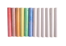 Achat en ligne Indispensables 24 craies couleurs et blanches