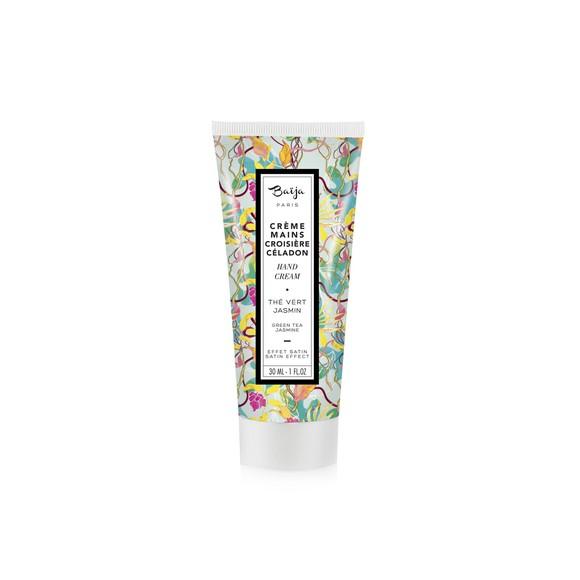 Crème pour les mains thé vert jasmin Croisière Céladon 30ml