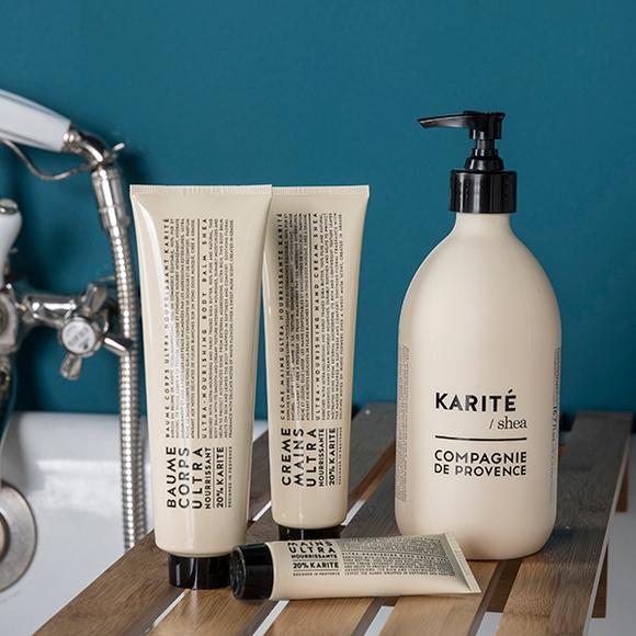 Achat en ligne Crème pour les mains Karité 30ml