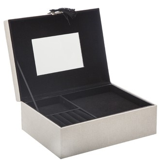 Boite à bijoux Beau Manoir 23,5x17,5x9,5cm